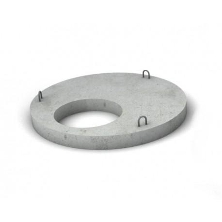 Плита перекрытия колодца 1ПП 10,2