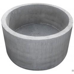 Кольцо колодца с дном КД 10.9