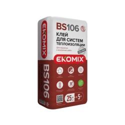 Клей для систем теплоизоляции BS 106 Ekomix