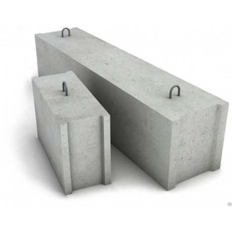 Блок фундамента ФБС 24-4-6