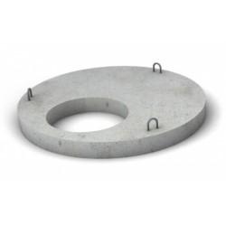 Плита перекрытия колодцев 1 ПП 7.2